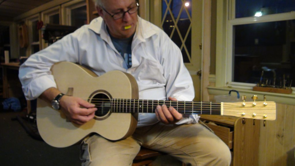 Hands-On Guitar Building School | Luthier Course