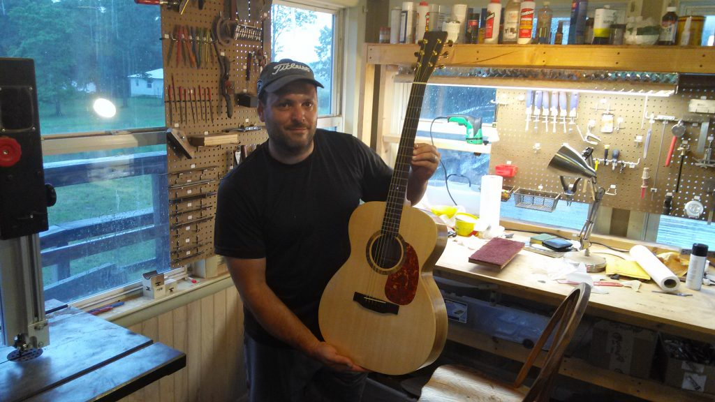 Hands-On Guitar Building School | Eric Schaefer Guitars