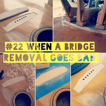 #22 when a bridge removal goes bad